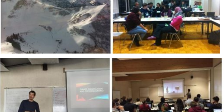 Winter School '17: Challenges in Interacting with Social Media and Complex Information